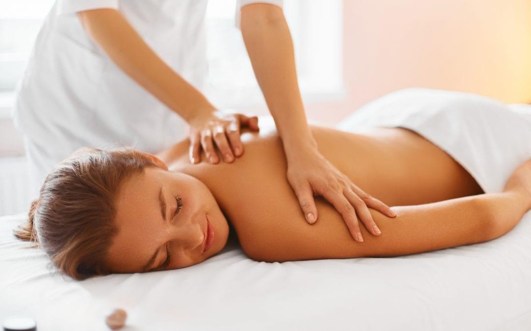 Positieve effecten van massage.