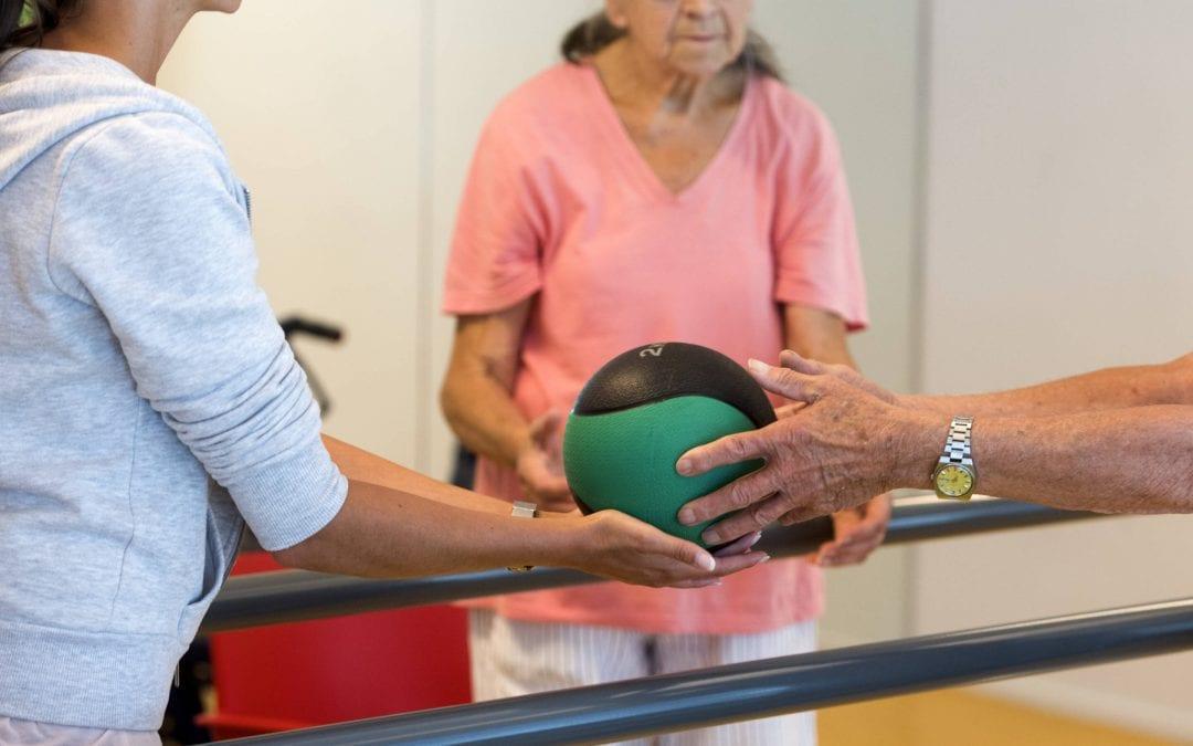 Fysiotherapeuten kunnen weer meer patiënten behandelen